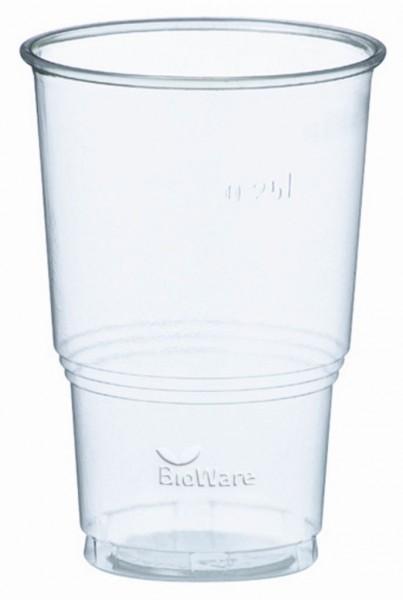 Gobelet 25cl en bioplastique