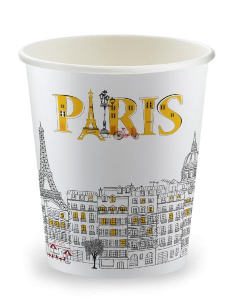 Gobelet 15cl en carton Paris - 3000 pièces