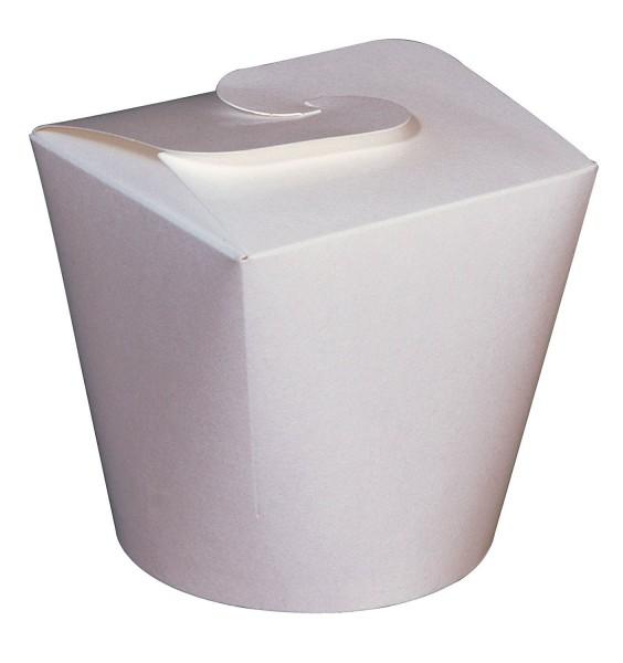 PRIX ROND : Boites à emporter refermables 80cl en carton
