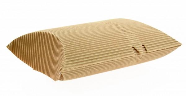 Pochettes wrap en carton kraft 82,5cl