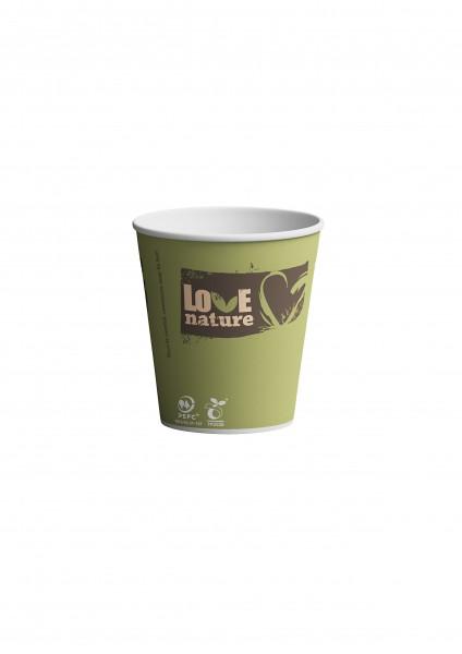 Gobelets 15cl en carton biodégradable - Bioware