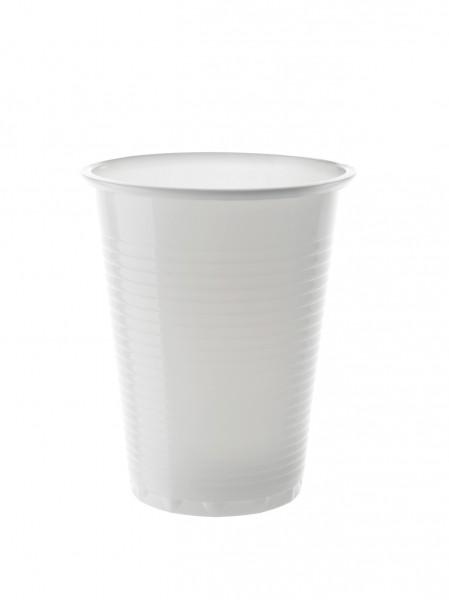Gobelets 18cl en plastique boissons froides - 3000 pièces
